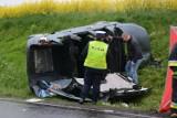 Tragiczny wypadek w Wabczu. Jedna osoba zginęła, cztery zostały ranne [wideo, nowe zdjęcia]