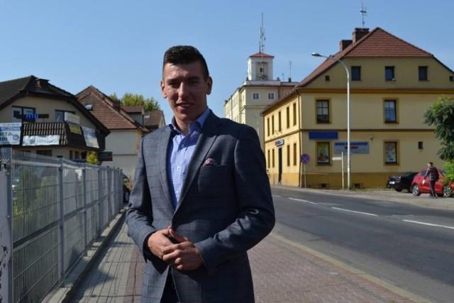 Burmistrz Miasta i Gminy Syców Dariusz Maniak