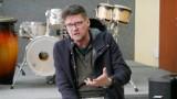 Wojciech Malajkat w Nysie. Aktor prowadził zajęcia dla studentów nyskiej PWSZ