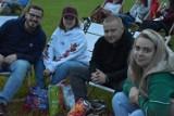 Kino letnie przyciągnęło mieszkańców Unisławia na seans. Zdjęcia
