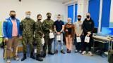 Uczniowie klasy mundurowej w Ogólnopolskim Turnieju Wiedzy o Wojsku Polskim