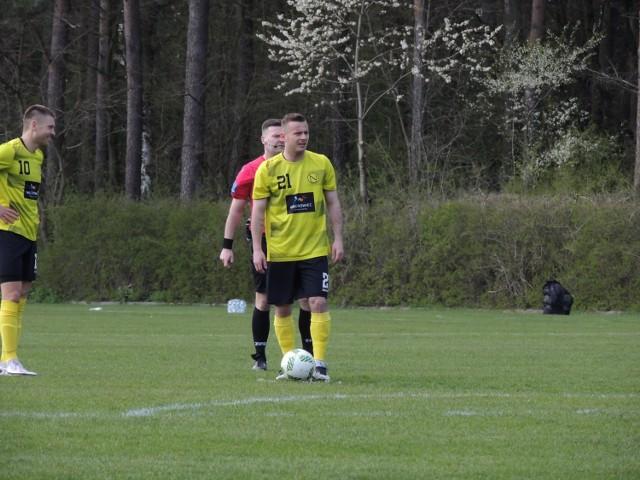 Marcin Trojanowski zagrał koncertowo - strzelił aż trzy gole!
