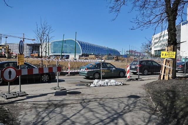 Zmiany w rejonie dworca PKP w Poznaniu