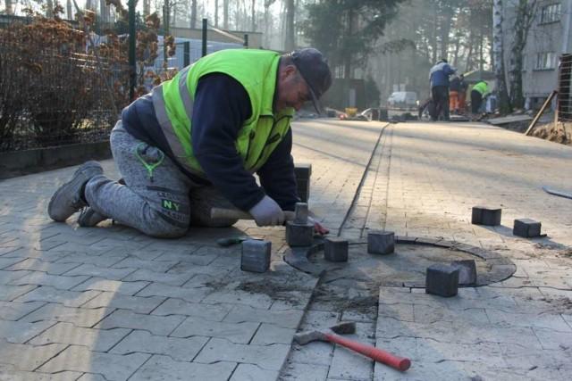 (Zdjęcie ilustracyjne) W budżecie na 2021 rok zaplanowano kilka inwestycji drogowych na terenie gminy Międzychód