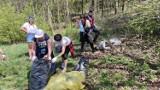 Sprzątanie Podhale. Sukces akcji parku narodowego. Zebrali aż 900 worków śmieci