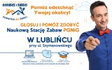 Pomóżmy Polsce odetchnąć od smogu i wygrajmy dla Lublińca Naukową Stację Zabaw