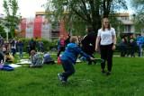 Dzień Dziecka w parku Zaczarowanej Dorożki. Było tanecznie i muzycznie
