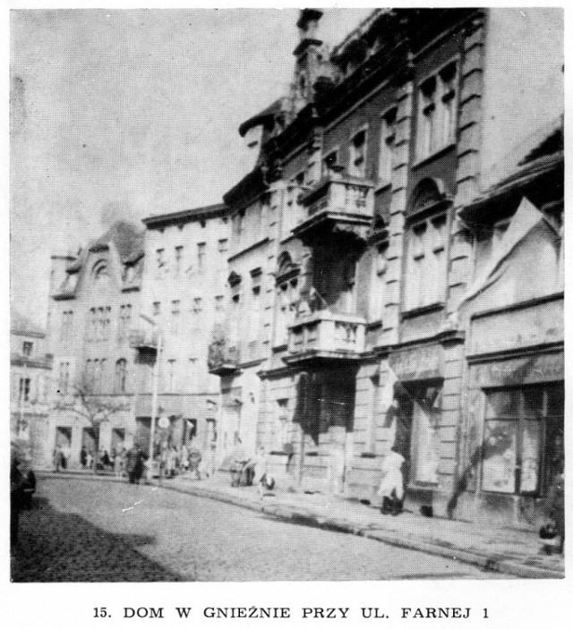 Farna 1 zdjęcie z archiwum ilustracja książki Z.Karpińskiego