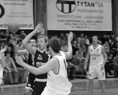 Częstochowska ekipa została zakwalifikowana do I ligi. Foto: JAKUB MORKOWSKI