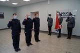 KPP Śrem. Śremska policja ma trzech nowych funkcjonariuszy