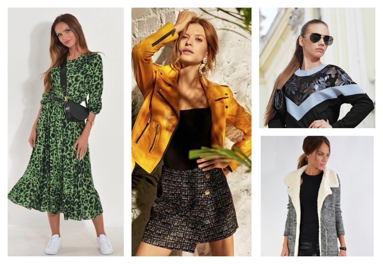 Co jest modne w tym sezonie? Oto jesienne trendy 2019