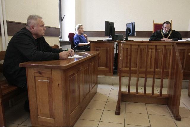 Janik poczuł się dotknięty słowami burmistrza Chojnic, a teraz skarży się na jego obrońcę