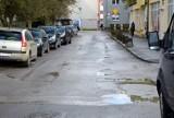 Mieszkańcy domagają się remontu ulicy Lecha i odnogi [ZDJĘCIA]