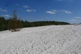 Bajkowe białe piaski na Dolnym Śląsku przyciągają turystów do Nowogrodźca