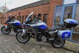 Dwa nowe motocykle trafiły do sopockich policjantów. Ich zakup dofinansowało miasto. Jednoślady posłużą do patrolowania kurortu latem