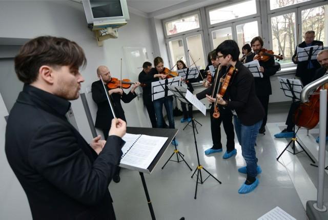 Od 1 sierpnia Jurek Dybał będzie dyrektorem artystycznym Sinfonietty Cracovii