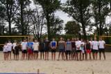 Bez skarpet - turniej siatkówki plażowej na kąpielisku Kormoran [ZDJĘCIA]