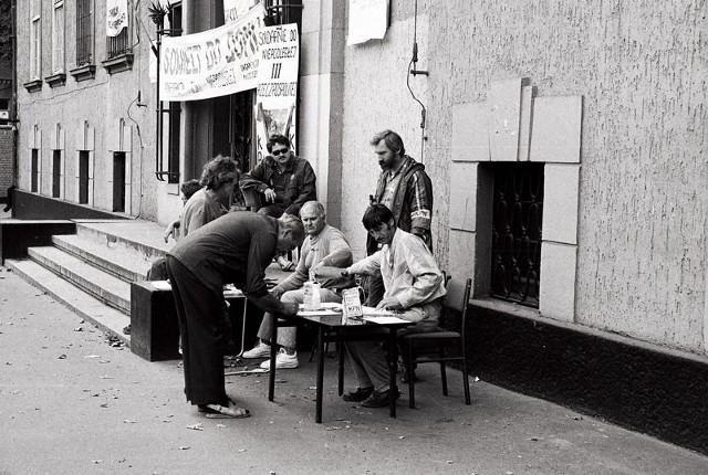 Legnica na zdjęciach z lat 80. i 90. Miasto wyglądało zupełnie inaczej