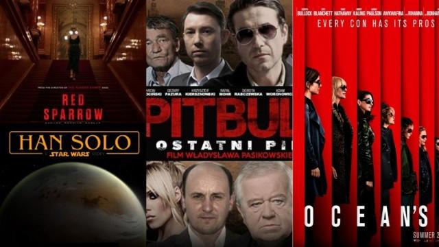 W 2018 roku, do lata, czeka nas wiele nowości. Polscy widzowie z pewnością wyczekują kolejnej części Pitbulla, ale nie tylko rodzime produkcje są warte uwagi. Będzie też coś dla fanów mocnych wrażeń czy Gwiezdnych Wojen. Przejdź dalej do galerii premier i poznaj dokładne opisy nadchodzących filmów --->