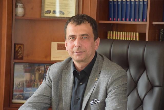 Burmistrz Nowych Skalmierzyc proponuje nowy, kompromisowy wariant przebiegu obwodnicy Kalisza