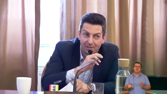 Radny Krzysztof Jazowy (Wspólnie dla Bielska-Białej)