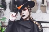 Ten makijaż na Halloween robi wrażenie! Jest strrrrasznie... Zobacz, zainspiruj się