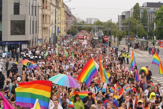 Marsz Równości w Poznaniu, 2019 r.
