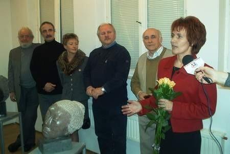 Zofia Braciszewska, Beata Orlikowska, Bogdan Wajberg, Michał Gałkiewicz, Jan Grodek, Andrzej Bartczak i Dariusz Kaca.