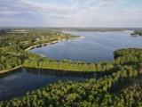 Piękne okolice jeziora Pile u progu lata. Tak to widzą ptaki... GALERIA