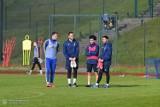 Nabil Aankour jak Ryszard Ochódzki. Marokański piłkarz wrócił do treningów w Arce Gdynia i wywołał uśmiechy na twarzach kolegów [ZDJĘCIA]