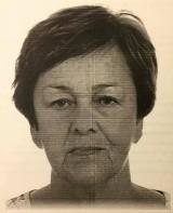 Policja poszukuje zaginionej 76-latki z Poznania. Kobieta może mieć zaniki pamięci