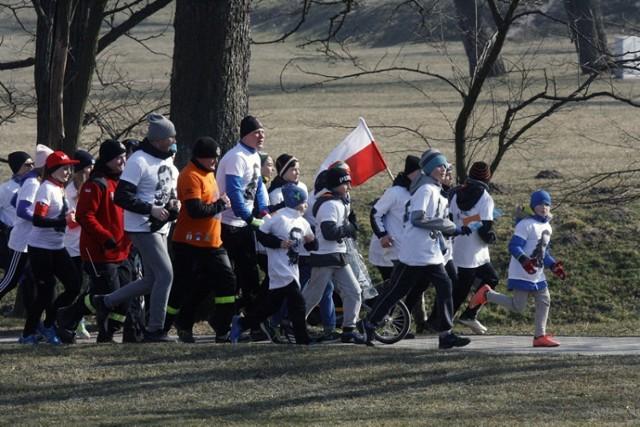 Bieg Pamięci Żołnierzy Wyklętych w Lubinie