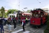 Noc Muzeów 2021. Na ulice Warszawy wyjechały zabytkowe tramwaje. Są tam prawdziwe perełki