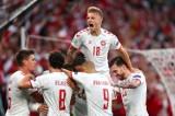 Euro 2020. Dania wyszła z grupy. Zmiażdżona Rosja jedzie do domu. Dania w 1/8 finału zagra z Walią