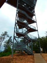 Warto wybrać się na Trójgarb i oczywiście wejść na wieżę [ZDJĘCIA]