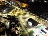 Wspaniałe ujęcia Sławna, ale widzianego nocą. Miasto wygląda przepięknie ZDJĘCIA