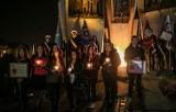 Litania Miast. Modlitwa pod Pomnikiem Poległych Stoczniowców [WIDEO,ZDJĘCIA]
