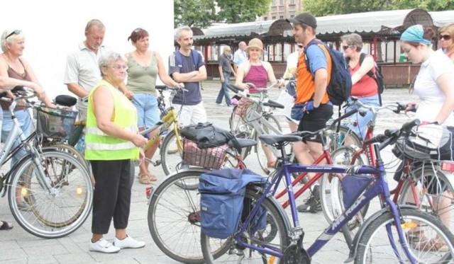 W Chełmnie i okolicach jest wielu miłośników dwóch kółek. Na pewno wsiądą na swoje rowery, gdy powstanie dla nich ścieżka.