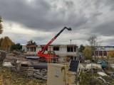 Szkoła w Szczawnie-Zdroju rośnie w oczach. Zobaczcie zdjęcia