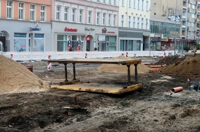 Przebudowa al. Wojska Polskiego w Szczecinie