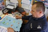 Żory: Policjanci piszą listy i pomagają chorym dzieciom [ZDJĘCIA]