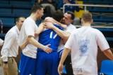 Koszykarze Górnika Trans.eu Wałbrzych wygrali w Słupsku i są coraz bliżej awansu! Zdjęcia