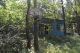 Jak z horroru! Tak wygląda opuszczony ośrodek wczasowy w Woszczycach. ZDJĘCIA