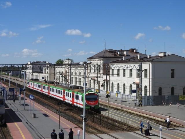 Dworzec kolejowy PKP Białystok już po remoncie