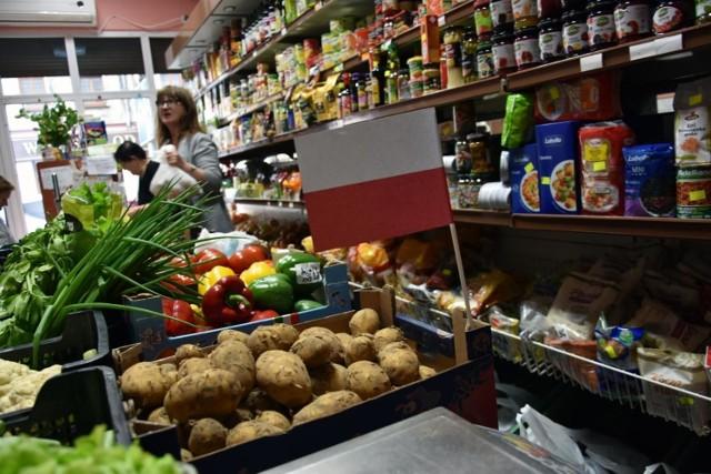 Od niedzieli ziemniaki sprzedawane luzem muszą być oznaczone flagą kraju pochodzenia.