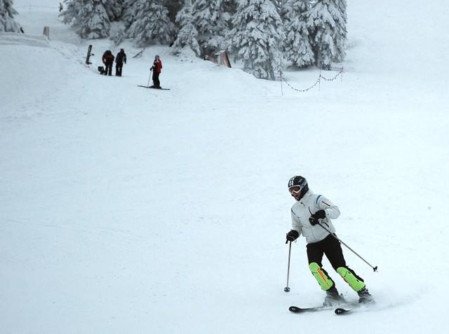 W okresie sylwestrowo - noworocznym w ośrodku Pilsko spodziewany jest wzmożony najazd narciarzy.