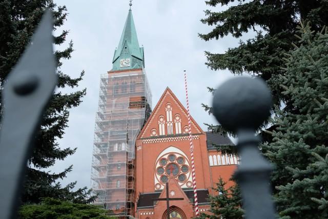 Kościół pw. Wniebowzięcia Najświętszej Maryi Panny przy ul. 11 Listopada w Żarach