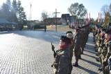 Tak wyglądało Święto Niepodległości w Krośnie Odrzańskim w zeszłym roku. Uroczystości przy pomniku i Piknik dla Niepodległej