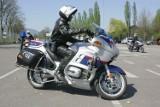Kierowco patrz w lusterko. Uważaj na motocyklistów