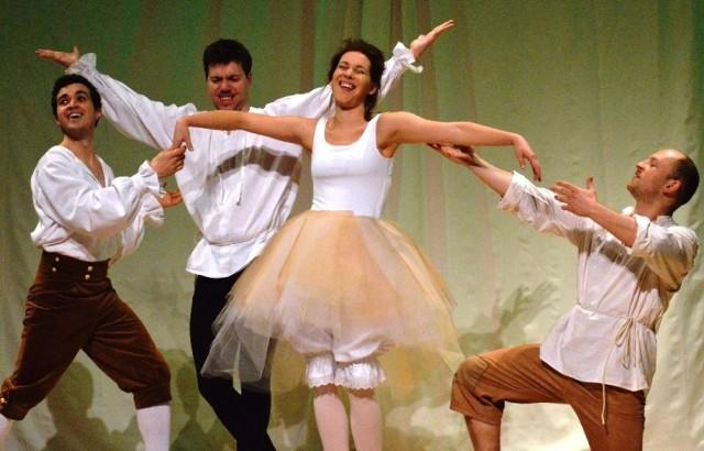 """Lubuskie Lato Teatralne 2020. Joannę Wąż zobaczymy w recitalu """"Ojej, kobieta"""" i w komedii """"Księżniczka na opak wywrócona"""""""